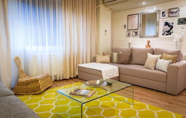 Apartament Iancului 1 – Big Living Room – 4 camere & living